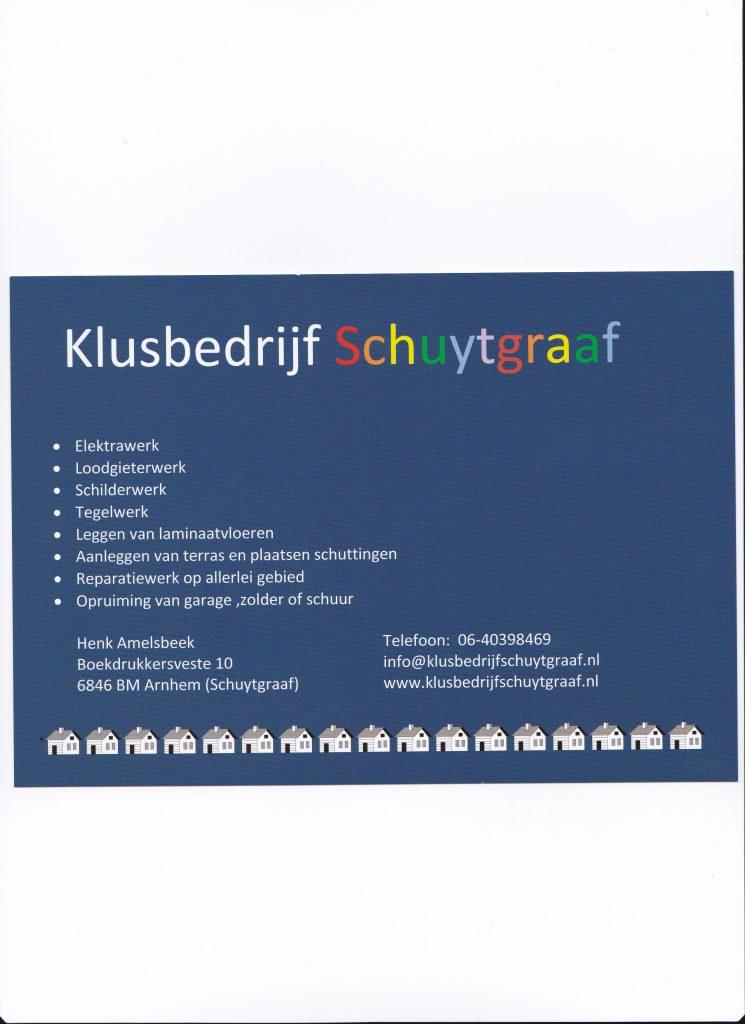 Goede Klusbedrijf Schuytgraaf | inSchuytgraaf UK-65